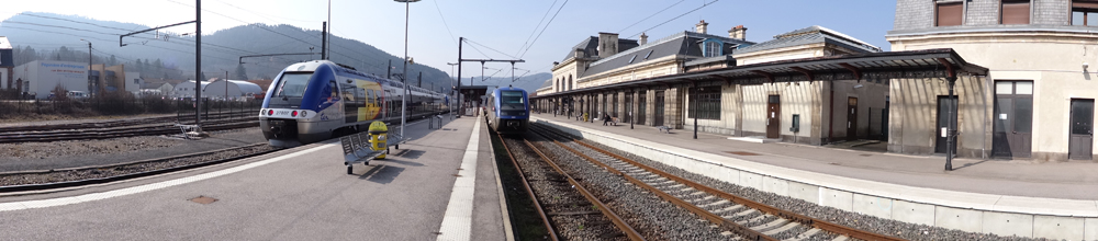 Gare panoramique