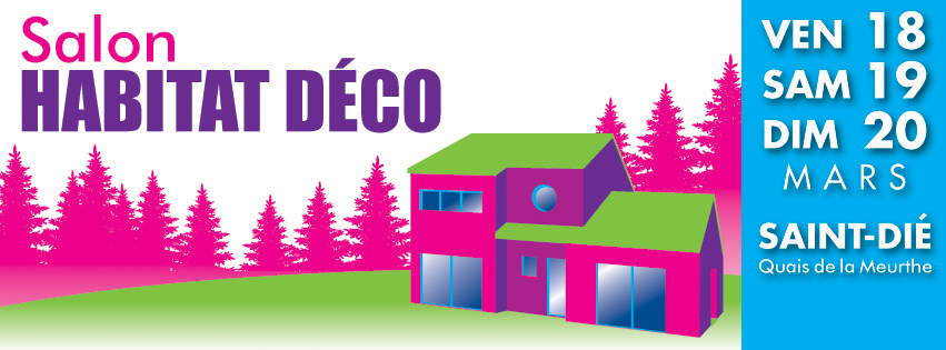 Salon habitat d co conomie for Habitat deco